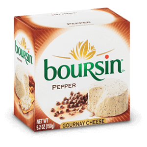 Pepper Gournay Cheese